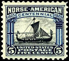 american stamp works norse american centennial wikipedia