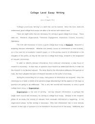 Example Memoir Essay Example College Application Essay How To Write