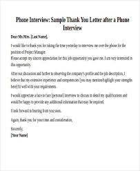 Bunch Ideas Of 40 Sample Interview Thank You Letters Lovely Sample
