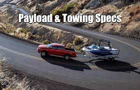 2009 Ford Ranger Towing Capacity Chart New 2019 Ford Ranger Payload And Towing Specs Leaked Is