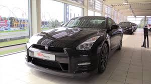 Nissan GTR 2016 Start Up Drive In Depth Review Interior Exterior ...