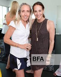 Marjorie Harris, Lisa Fields Lewis at JULIE MACKLOWE Hosts Private Luncheon  in Honor of HONOR Designer,