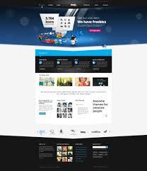 Premium Website Templates Pixel Studio Premium Website Template by TitanicThemes ThemeForest 1
