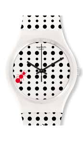 swatch canada maxi wall clocks