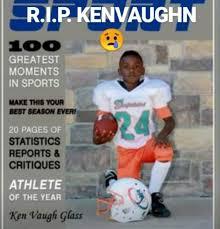 Ken'Vaughn Glass, age 19