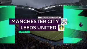 FIFA 21 - Manchester City VS Leeds United - EPL Match Prediction Gameplay -  YouTube