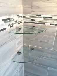 glass shower shelves concept and ideas blog for bath shelf decorations 10