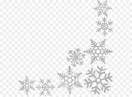 black and white snowflake border. Beautiful Border Wells Branch Community Library Central Snowflake Clip Art  Snowflakes  Border Frame PNG Image Throughout Black And White Border B