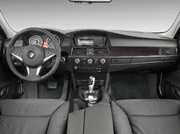 All BMW Models 2008 bmw series 5 : Image: 2008 BMW 5-Series 4-door Sedan 528i RWD Dashboard, size ...