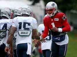 Patriots receiver N'Keal Harry is now ...