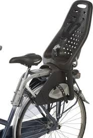 thule yepp maxi rear bike child carrier