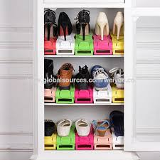 Footwear Display Stands Acrylic shoe racks sandal display stands ladies fashion holders 34