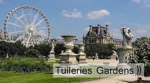 paris tourist attractions and holiday