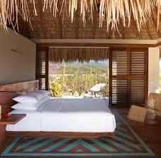 Hotel Escondido Puerto Escondido, Mexico Bedroom Luxury Romantic Scenic  views Suite Tropical property house home
