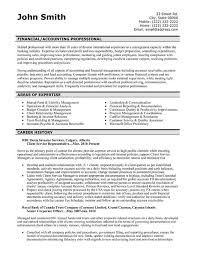 Resume For Assistant Principal