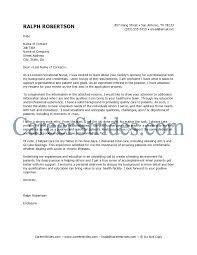 Sample Cover Letter For Nurse Sample Cover Letter Nursing Cover