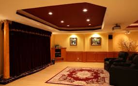 home theater lighting design. Effective Lighting Design In Any Room Addresses Tasks Needing Handled, Visual Comfort And Overall Ambiance. Home Theater E