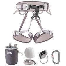 Petzl Harness Size Chart Amazon Com Petzl Corax Kit Sports Outdoors