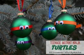 Teenage mutant ninja turtles ornaments DIY Christmas Ornaments, Easy Low  cost Christmas Crafts for kids