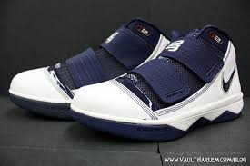 lebron zoom soldier 3. nike zoom soldier iii 8211 white and navy 141 kids vs mens lebron 3 i