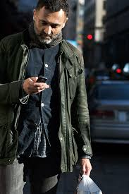 The Sartorialist in <b>New York</b>. | Sartorialist, Leather <b>jacket men</b> ...