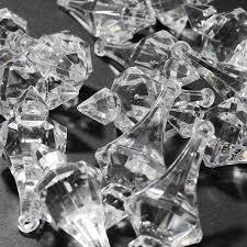 acrylic chandelier beads crystal