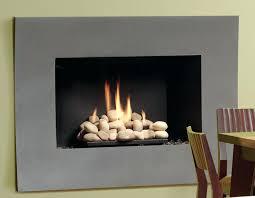 fire rocks for gas fireplace modern natural gas fireplace river rock in hearth fire rock gas fire rocks for gas fireplace