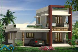 modern house plans of kerala awesome home design low bud villas elevations decor waplag style photos