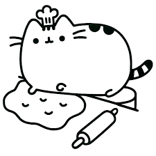Cat Coloring Pages To Print Drawing Cat Shop Now Cat Coloring Pages