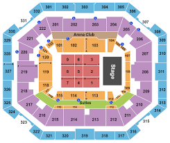 James L Knight Center Interactive Seating Chart Buy Mike Epps Tickets Seating Charts For Events Ticketsmarter