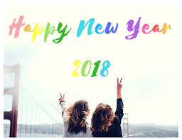 happy new year friends image wallpaper 2018