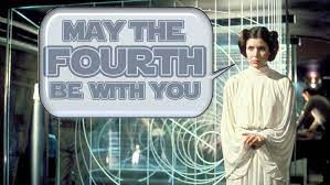 Timon's Travel Tales: May The Fourth Be ...