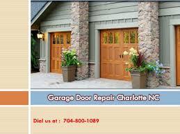 garage door repair charlotte ncPPT  Garage Door Repair Charlotte NC PowerPoint Presentation  ID