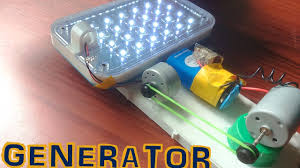 how to make a simple electric generator. How To Make Electric Generator At Home - Easy Project YouTube For Simple A R