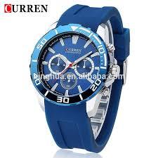 curren m8185 sports watches quartz analog watches men silicone curren m8185 sports watches quartz analog watches men silicone strap wristwatch relogio masculino