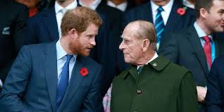 "Prince Philip Has ""Walked Away"" From Prince Harry"