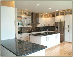 light grey granite countertops dark grey granite kitchen