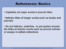 apa formatting and style guide what is apa the american  14 references