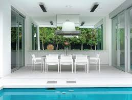 modern outdoor living melbourne. melbourne white terrazzo patio modern with beautiful pools fabric shade pool outdoor living n