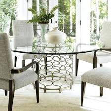 large glass dining room table round glass dining table set drum shade chandelier glass teapot and