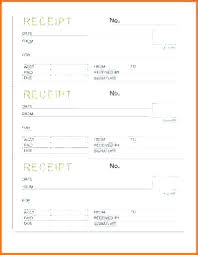Receipt Book Format Doc Free Printable Medical Invoice Template Cash
