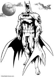 Small Picture 15 best Batman Coloring Pages images on Pinterest Coloring books