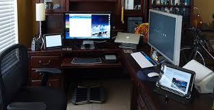 developer office. ios developers home office developer