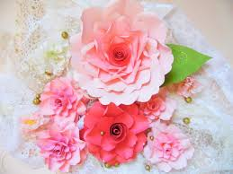 How To Make Paper Flower Backdrop Easy Paper Flower Backdrop Assembly Abbi Kirsten Collections