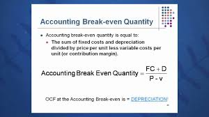 Session 11 Objective 4 Operating Cash Flow Sales Volume And