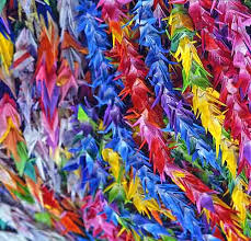 Тысячу оригами <b>краны</b> - <b>One</b> thousand origami cranes - qwe.wiki