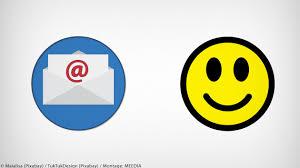 eine stu hat wirkung von emoticons in beruflichen e mails untersucht