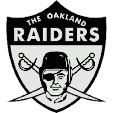 Oakland Raiders Primary Logo | Sports Logo History
