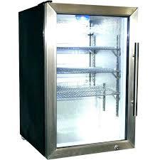 glass front fridge exquisite glass front refrigerators of commercial refrigerator glass front bar fridge canada