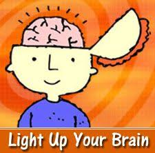 Image result for light up your brain